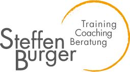Logo Steffen Burger, Beratung - Coaching - Training